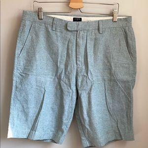 J Crew Rivington Linen shorts